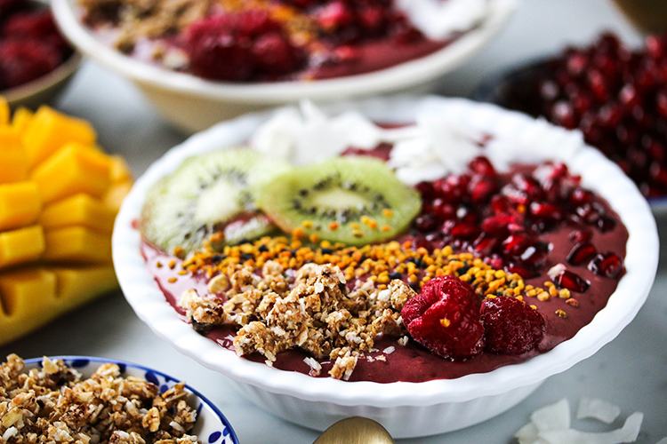 How to make the best Açaí Bowl