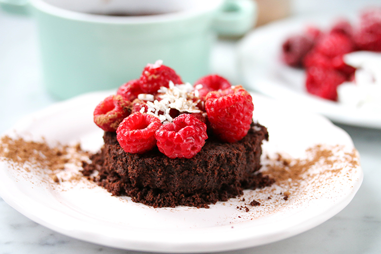 Easy Chocolate Mug Cake