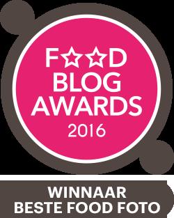 food blog awards winnaar
