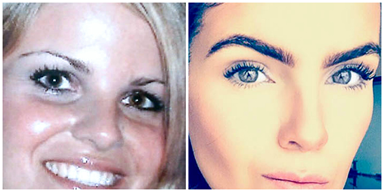 How To Naturally Grow Longer Eyelashes and Thicker Eyebrows