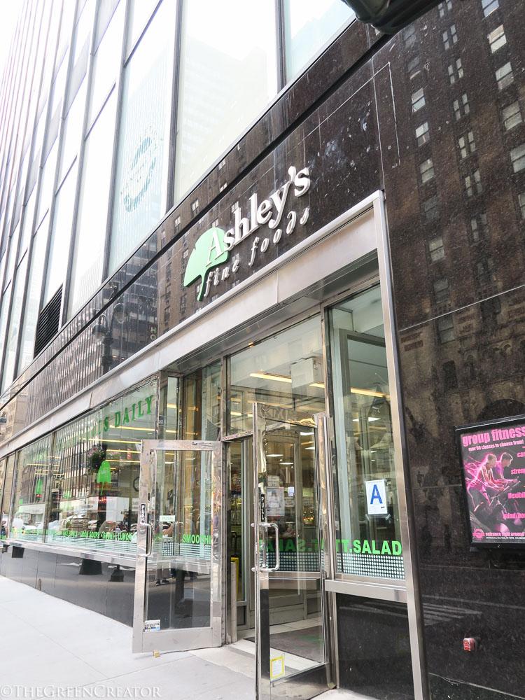 Vegan Hotspots in New York