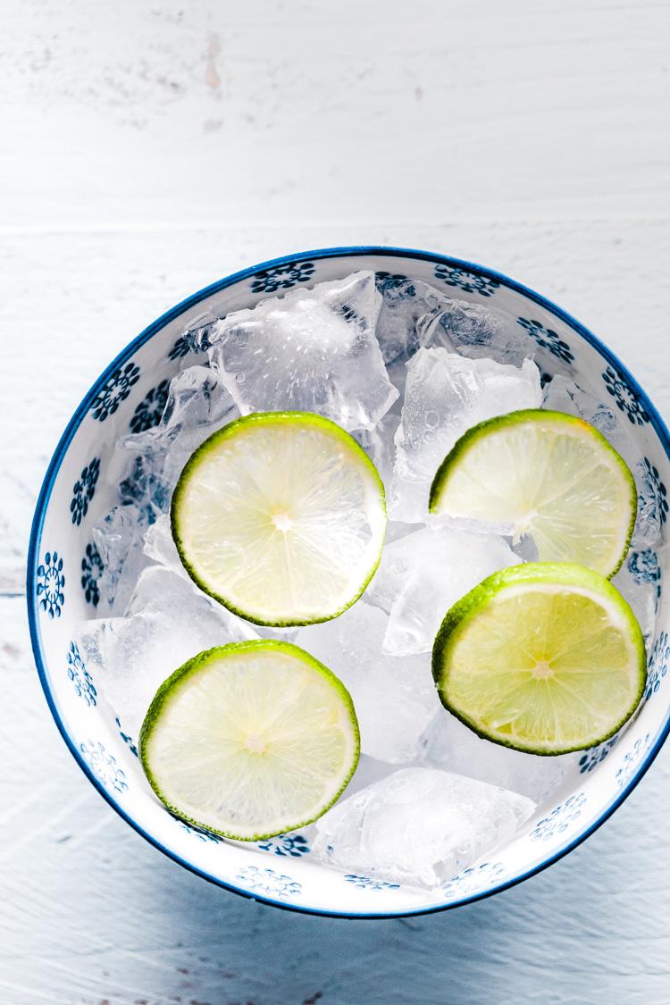 Jamu Lime Tonic